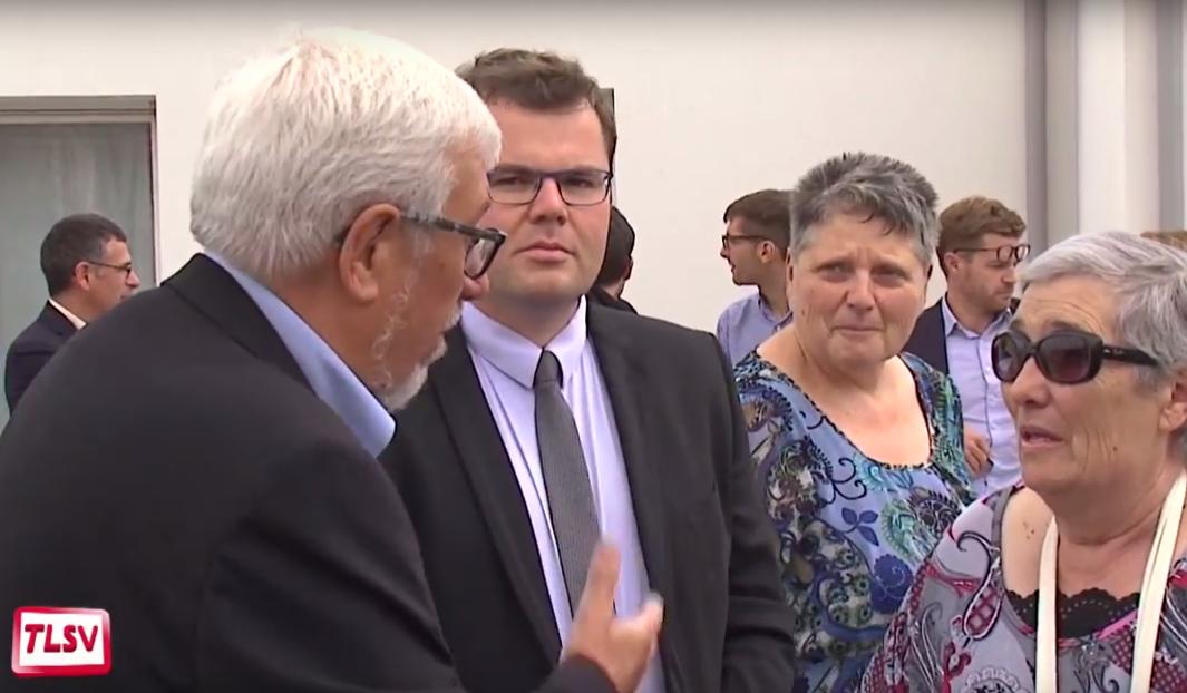 Vidéo : Le Village intergénérationnel des Bourdines inauguré à Luçon