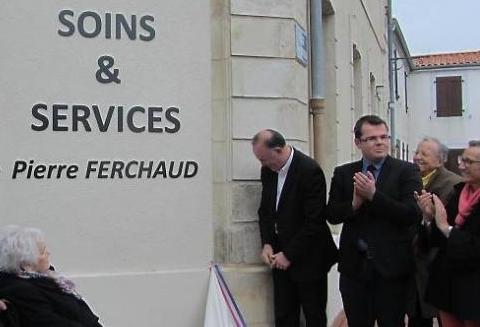 La maison des soins et services Pierre-Ferchaud inaugurée à Saint-Michel-en-l'Herm