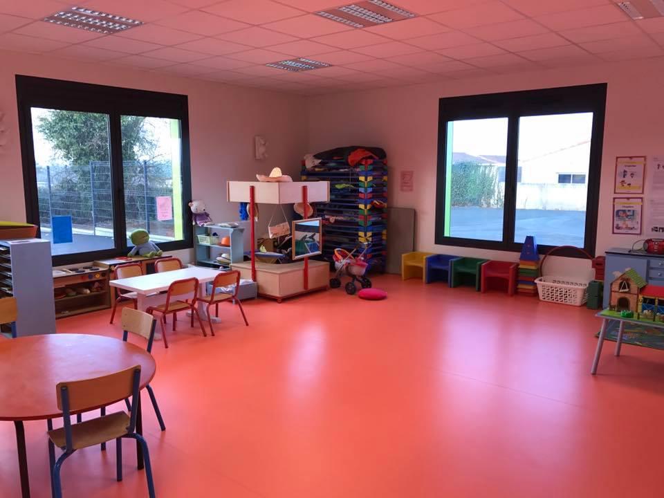 Portes ouvertes de l'école privée Ste Elisabeth à Mouzeuil St Martin