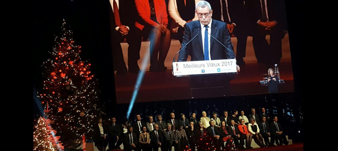 Voeux du Président du Conseil Départemental de la Vendée