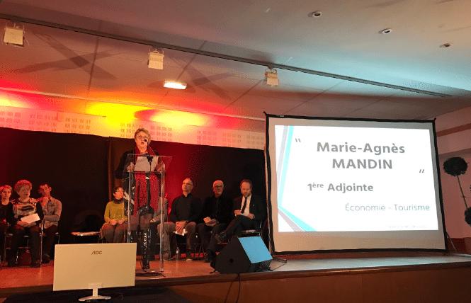 L'Aiguillon-sur-Mer : Les digues et la maison de santé en projet pour 2017