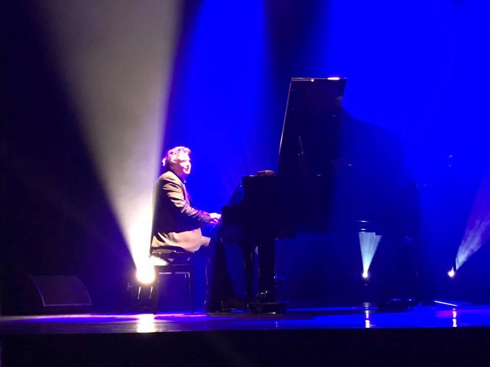 "Arnaud charpentier au Theatre Milandy Alain Bernard ""Piano Rigoletto"""