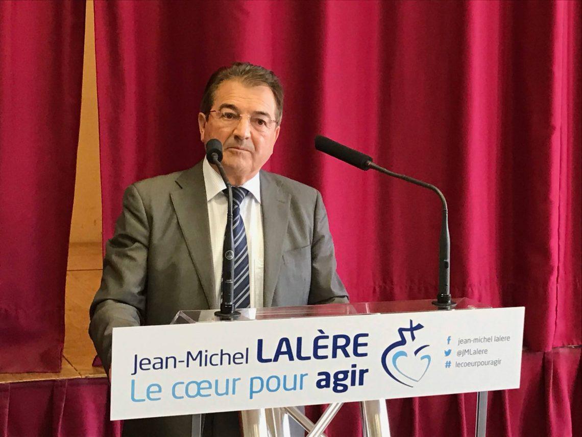 Arnaud & vous : Comité de soutien à François Fillon – Campagne de Jean-Michel Lalère – Gestion de l'eau