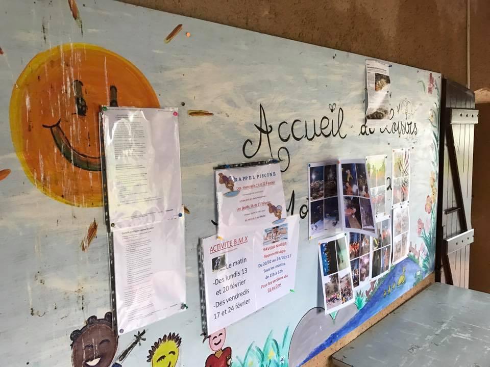 bilan des petites vacances au centre de Loisirs de la Ville de Luçon