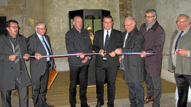Saint-Pierre-du-Chemin : Une vitrine pour abriter les reliques de saint Valentin